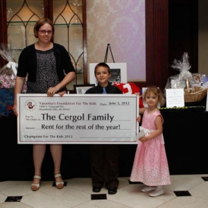 Champions for the Kids VIP Dinner/Auction 2012