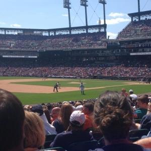 Detroit Tigers May 10, 2014