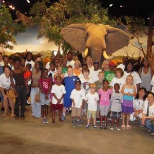 Morley and Animal Exhibit 2012