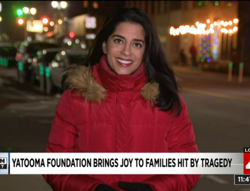 Click on Detroit | Yatooma Foundation brings holiday joy to Detroit families in need