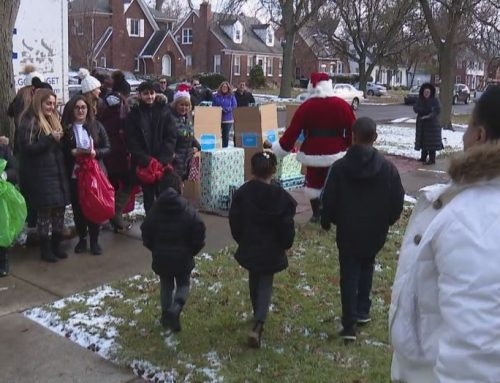 Fox 2 Detroit | 3 grieving families surprised with Extreme Christmas Makeover